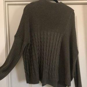 Xhilaration Sage Sweater